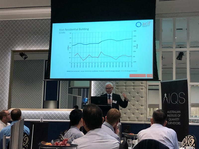 The Australian Institute of Quantity Surveyors Economy and Property Forecast