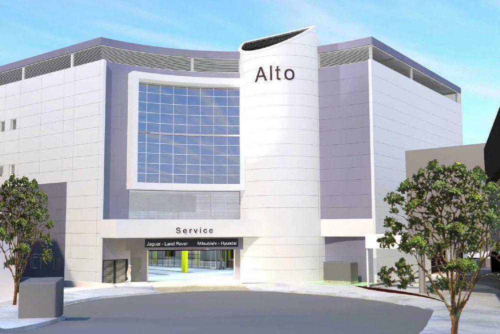 Alto Vehicle Service Facility