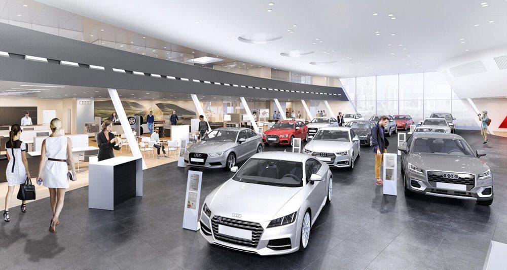 Audi MacArthur